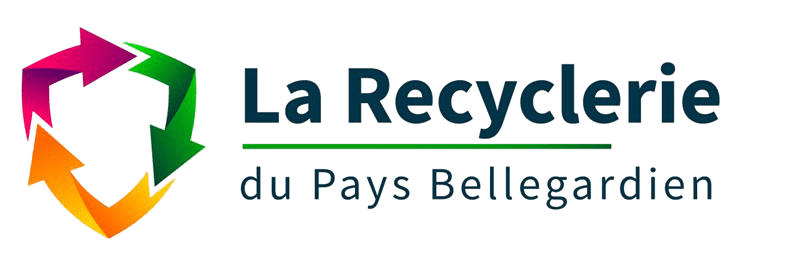 Logo officiel recyclerie Pays Bellegardien